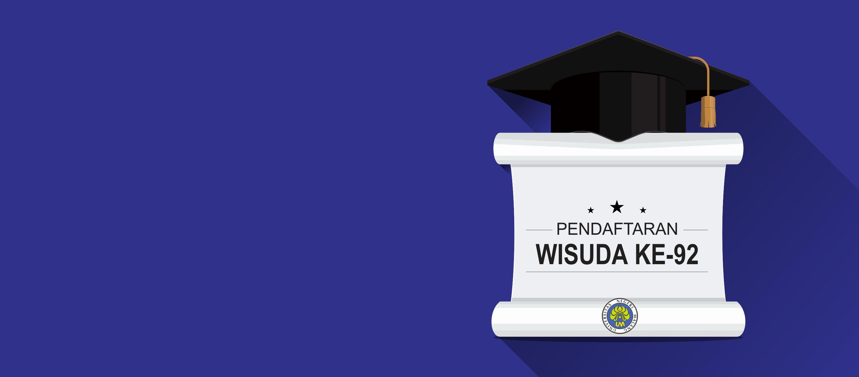 Pendaftaran Wisuda UM ke-92